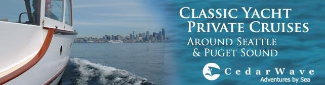 Seattle Classic Yacht Picnic Cruises