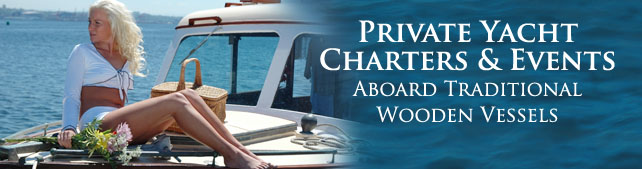 Classic Yacht Picnic Tours and Cruises