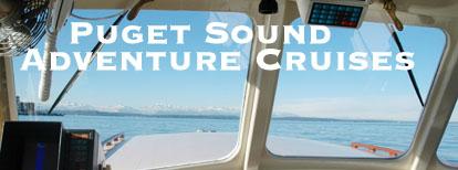 Puget Sound Adventure Cruises